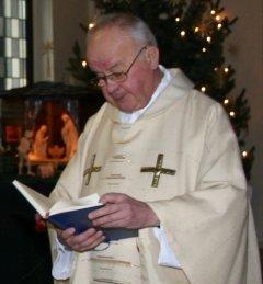Herr Pfarrer Rudolf Birner