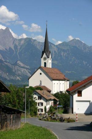 Wangser Kirche