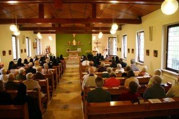 Freundeskreistreffen 2011 - Heilige Messe