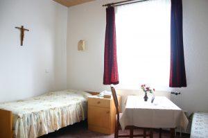 Gästehaus Maria am Hang – Einzelzimmer