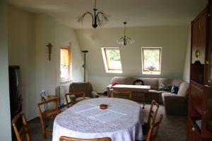 """Aufenthaltsraum im Gästehaus """"St. Elisabeth"""""""
