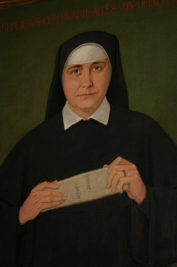 Gründerin der Christkönigschwestern: Priorin Schwester Imelda von Jesus