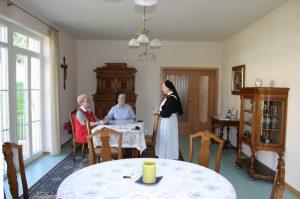 Gästehaus St. Josef – Aufenthaltsraum