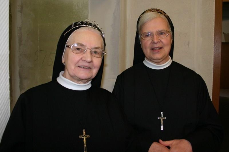 Schwester Andrea u. Constantia