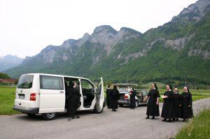 Ausflug in die Schweiz