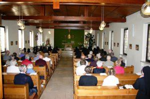 Gottesdienst mit Herrn Pfarrer Baumgarten aus unserer Gemeinde Dresden-Strehlen