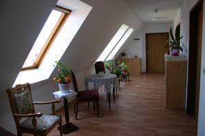 Gästehaus St. Clara - Flurbereich