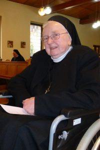 Schwester M. Mechtildis