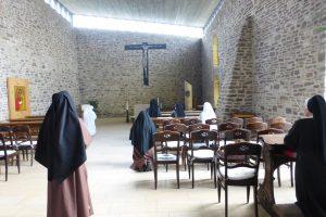 Rückzugsort - eine kleine Kapelle der Stille