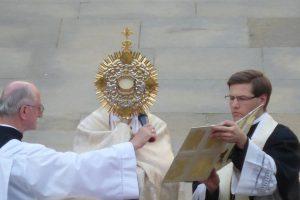 Eucharistischer Segen