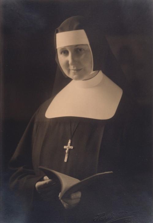 Gründerin der Nazarethschwestern