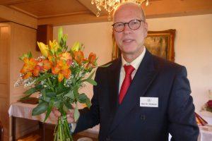 Wir freuen uns - herzlichen Dank - Herr Dr. Hertzsch macht weiter!