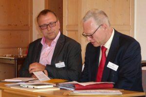 Jahresbericht und Rückblick des Vorsitzenden über die Tätigkeiten des Vereins