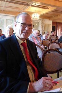 Vorsitzender - Herr Dr. Hertzsch