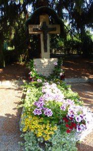 Grab von Mutter Augustina Schumacher