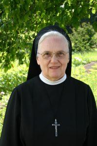 Generraloberin - Schwester Maria Daniela