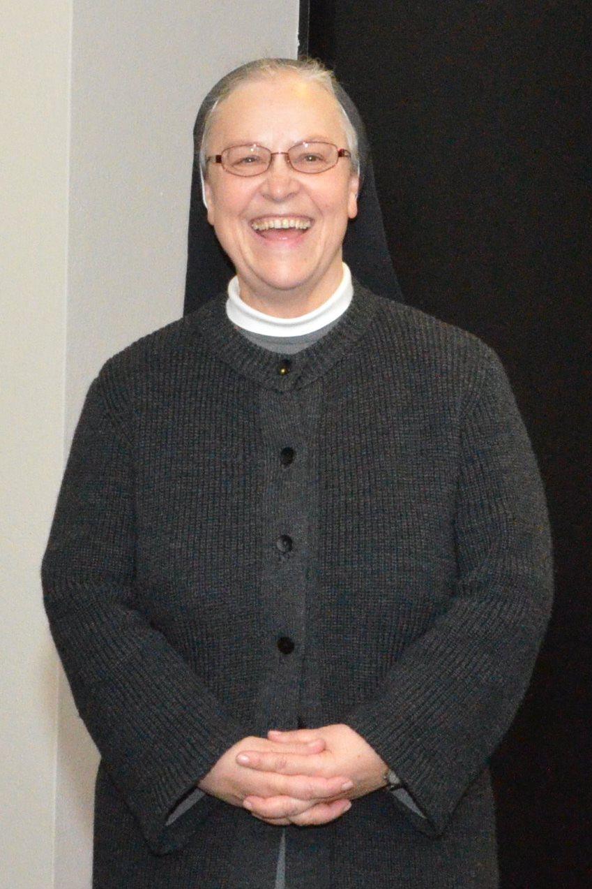 Schwester Brigitte Wahl